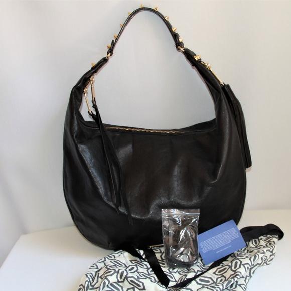 Rebeccca Minkoff Handbags - Like New Rebecca Minkoff Bailey Tassel Hobo Bag